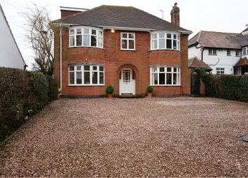 Thumbnail 5 bed detached house for sale in Station Road, Desford