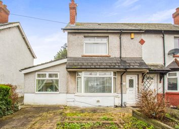 Thumbnail 2 bedroom terraced house for sale in Tweedsmuir Road, Splott, Cardiff