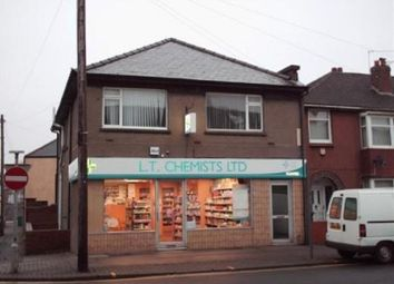 Thumbnail 3 bed flat to rent in Corporation Road, Newport, Gwent.