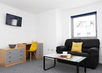 Thumbnail 1 bed flat to rent in Emmanuel House, Studio 1, 179 North Road West, Plymouth