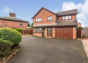 4 bed detached house for sale in Crow Lane West, Newton Le Willows, Merseyside, . WA12