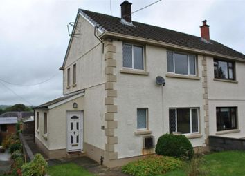 Thumbnail 2 bed property to rent in Bryndulais, Llanllwni, Pencader