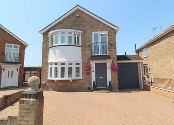 Thumbnail 4 bed detached house for sale in Trinity Close, Stanwell, Staines
