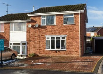 Thumbnail 3 bed semi-detached house for sale in Beechmount Rise, Stafford