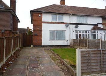 2 bed semi-detached house to rent in Prestwood Road, Selly Oak, Birmingham B29