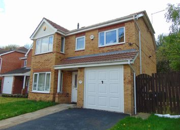 Thumbnail 4 bed detached house to rent in Novara Close, Kendray, Barnsley