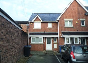 Thumbnail 3 bedroom town house to rent in Mote Hill Court, Warrington