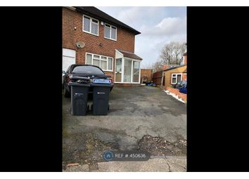 Thumbnail 3 bed end terrace house to rent in Penshaw Grove, Birmingham