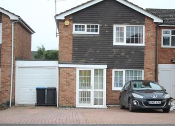 Thumbnail 3 bedroom detached house for sale in Clifton Way, Hinckley