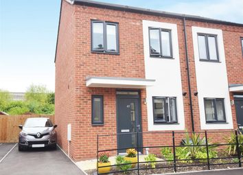 Thumbnail 2 bed semi-detached house for sale in Western Heights Road, Meon Vale, Stratford-Upon-Avon