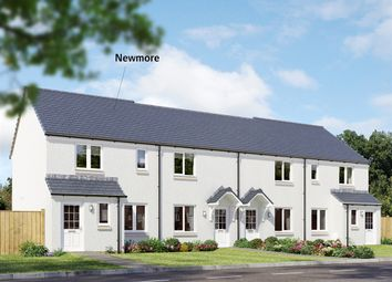 "Thumbnail 3 bedroom end terrace house for sale in ""The Newmore"" at Hamilton Road, Larbert"