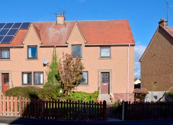 Thumbnail 3 bedroom semi-detached house for sale in Priory Hill, Coldstream