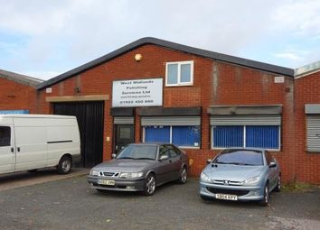 Thumbnail Warehouse for sale in Walsall, West Midlands