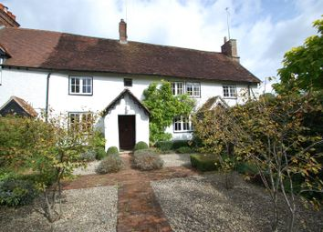 Thumbnail 3 bed cottage for sale in High Street, Buriton, Petersfield, Hampshire
