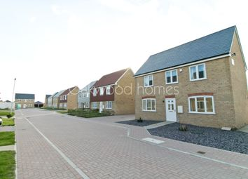 3 bed detached house for sale in Gilmour Road, Manston, Ramsgate CT12