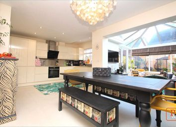 Thumbnail 4 bed town house for sale in Kirk Way, Myland, Colchester