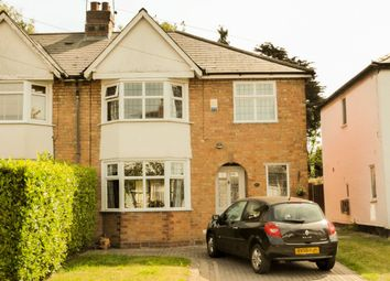 Thumbnail 3 bedroom semi-detached house to rent in Primrose Lane, Hall Green, Birmingham