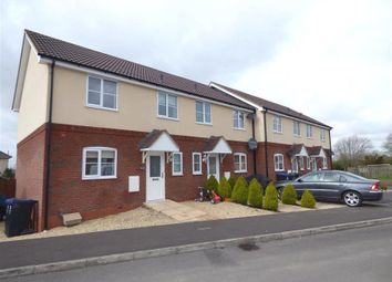 Thumbnail 3 bed end terrace house to rent in Beaulieu Road, Amesbury, Wiltshire