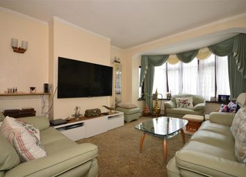 Thumbnail 4 bed semi-detached house for sale in Herent Drive, Ilford, Essex