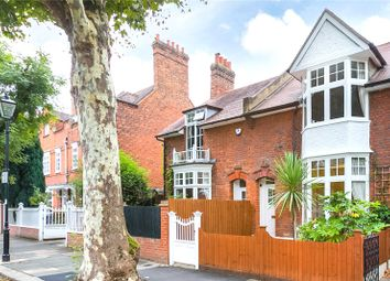 Thumbnail 3 bed terraced house for sale in Woodstock Road, Chiswick, London