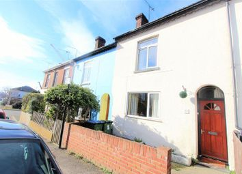 Thumbnail 2 bed terraced house for sale in Swift Road, Southampton