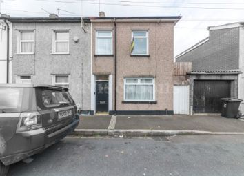 Thumbnail 2 bed end terrace house for sale in Dean Street, Off Caerleon Road, Newport.