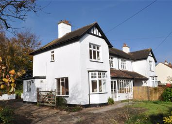 Thumbnail 3 bedroom semi-detached house to rent in East Budleigh Road, Budleigh Salterton