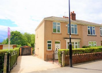 Thumbnail 3 bedroom semi-detached house for sale in Stradbroke Road, Sheffield