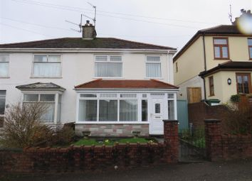 Thumbnail 3 bed semi-detached house for sale in Warner Place, Llanelli