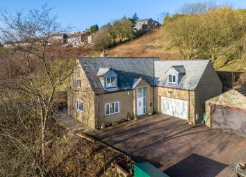 Thumbnail 5 bed detached house for sale in Pike Law Lane, Scapegoat Hill, Huddersfield