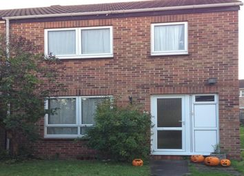 Thumbnail 4 bed end terrace house to rent in Alefounder Close, Colchester