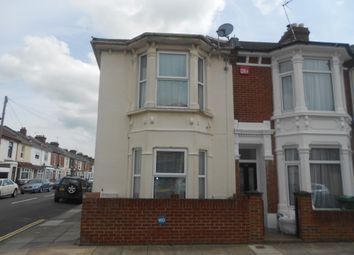 Thumbnail 2 bedroom end terrace house for sale in Haslemere Road, Southsea