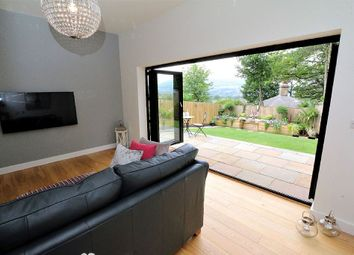 Thumbnail 4 bed detached house for sale in Heath Road, Glossop, Derbyshire