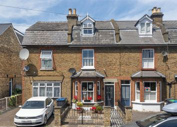 Thumbnail 4 bed terraced house to rent in Gibbon Road, Kingston Upon Thames