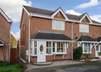 Thumbnail 3 bed semi-detached house for sale in Chandlers Keep, Brownhills, Walsall