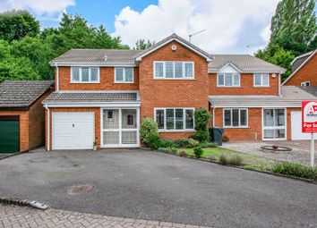 Poplar Close, Catshill, Bromsgrove B61. 4 bed detached house for sale