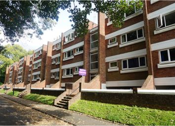 Thumbnail 2 bed flat for sale in Silverdale Road, Southampton
