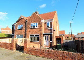 3 bed semi-detached house for sale in Blyton Avenue, Sunderland, Tyne And Wear SR2