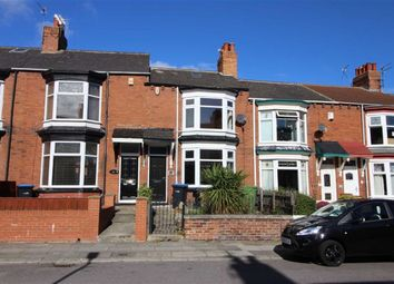 Thumbnail 3 bedroom terraced house to rent in Rockliffe Road, Middlesbrough