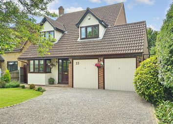 Thumbnail 4 bed detached house for sale in Central Avenue, Billericay, Essex