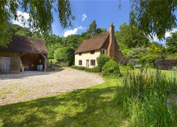 Thumbnail 2 bed detached house for sale in The Avenue, Bucklebury, Reading, Berkshire