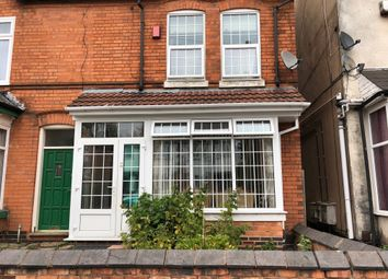 Thumbnail 3 bed terraced house for sale in Augusta Road, West Midlands