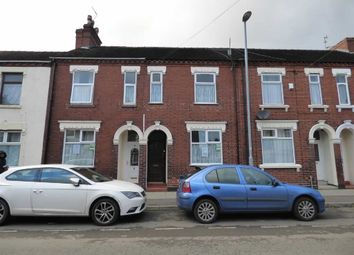 Thumbnail 5 bedroom terraced house for sale in Boughey Road, Shelton, Stoke-On-Trent