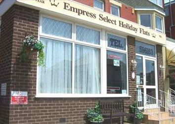 Thumbnail Commercial property for sale in Empress Select Holiday Flats, 10 Empress Drive, Blackpool, Lancashire