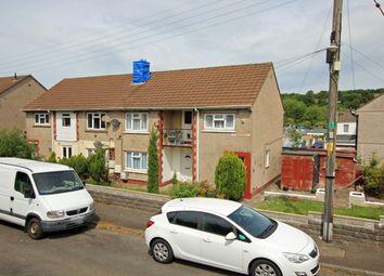 Thumbnail 2 bed flat for sale in Heol Aneddfa, Pontyberem, Carmarthenshire