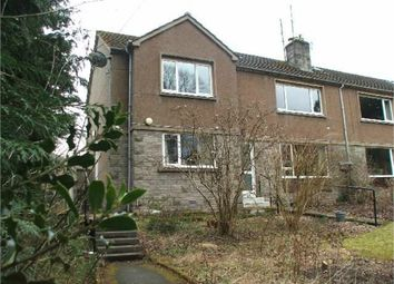 Thumbnail 2 bed flat to rent in High Cross Avenue, Melrose, Scottish Borders, UK