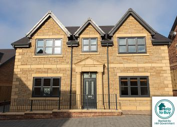 Thumbnail 5 bed detached house for sale in The Stow, Scotby, Carlisle
