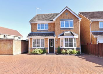 Thumbnail 4 bed detached house for sale in Tamarisk Road, Hedge End, Southampton