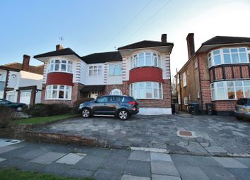 Thumbnail 4 bed semi-detached house to rent in Prince George Avenue, Oakwood