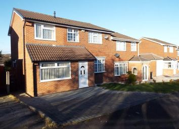 Thumbnail 4 bedroom semi-detached house for sale in Braeside Grove, Bolton, Greater Manchester